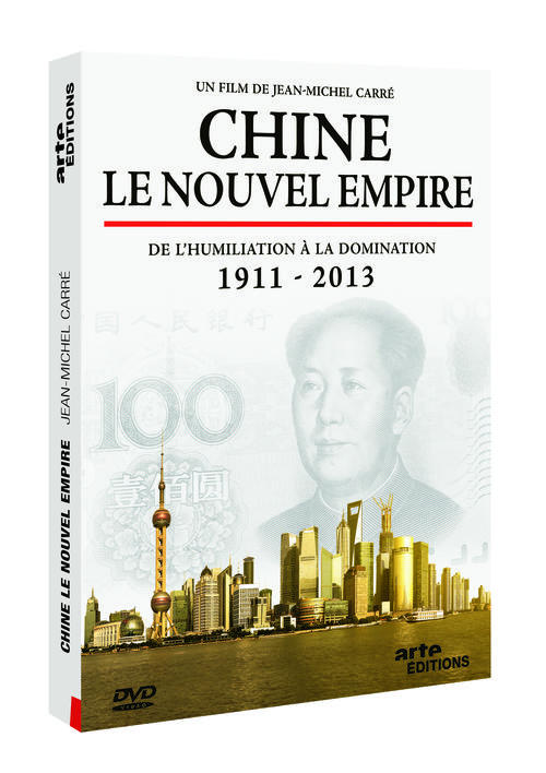 CHINE LE NOUVEL EMPIRE - DVD